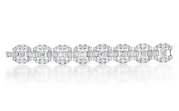 bratara cu diamante