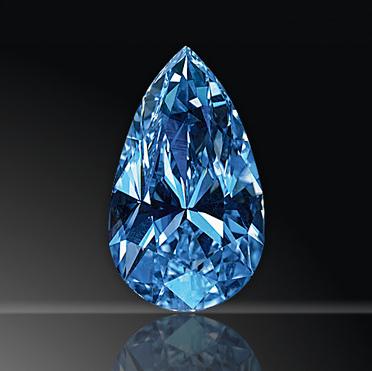 Mouawad Blue Diamond