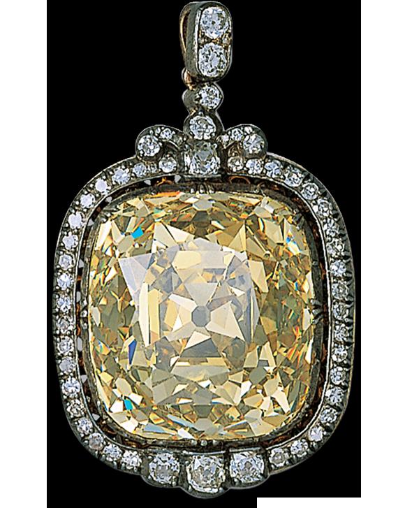 diamantul galben Olof Aschberg