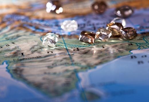 diamante india